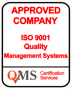 ISO-9001 full colour