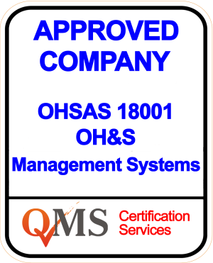 OHSAS-18001 full colour
